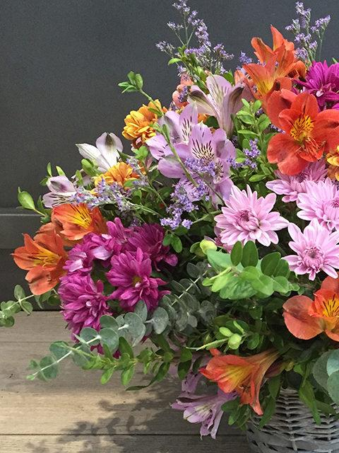 Centro de flores Bruselas