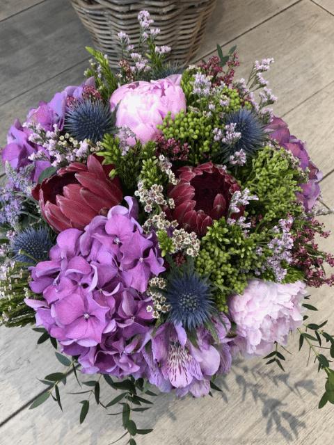 centro de flores lucca