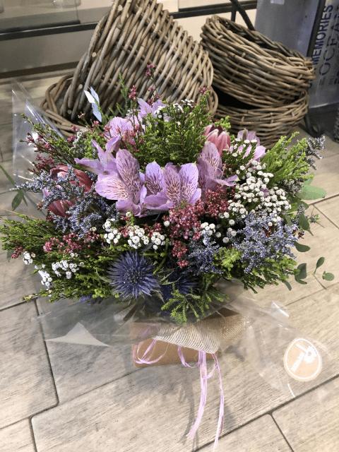 Cajita de flores Marsella