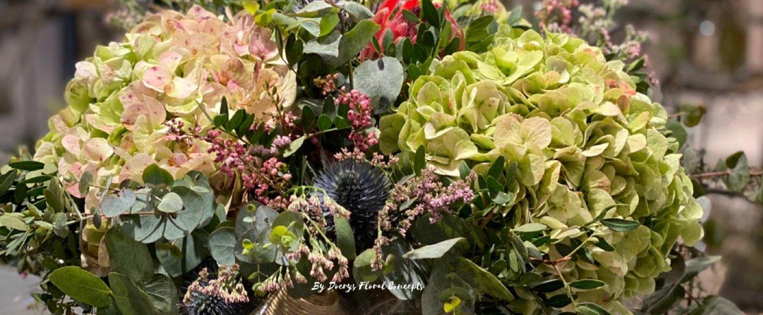 Docrys Floral Concepts - floristas en Madrid