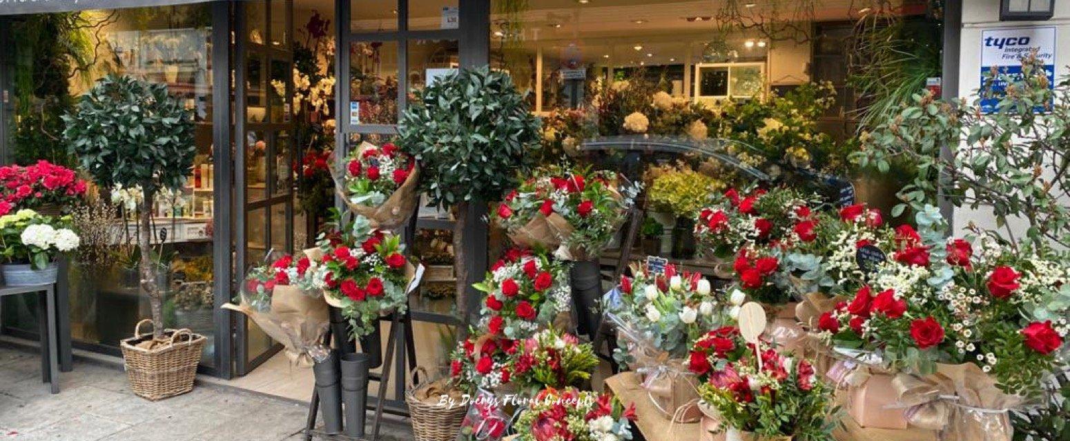 Floristería en Aravaca Docrys Floral Concepts